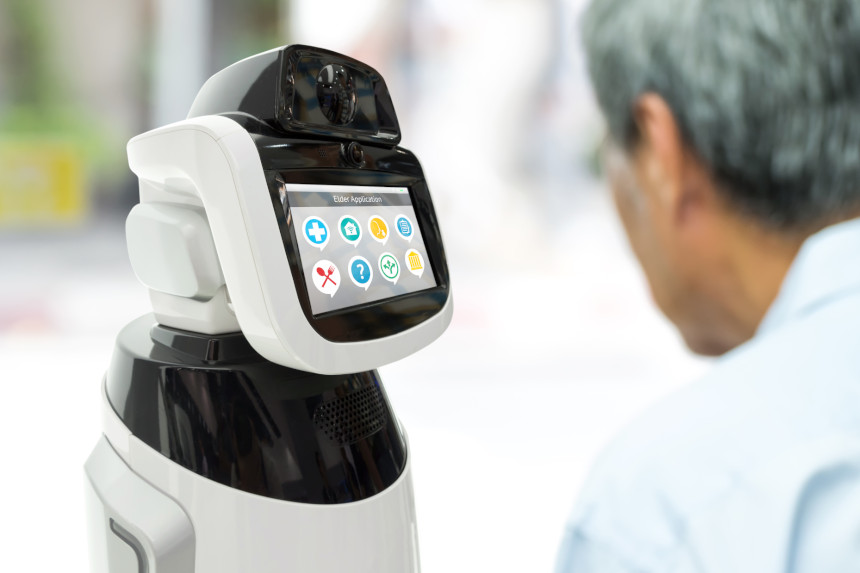 Researching One Provider's Method to the Internet of Things for Healthcare