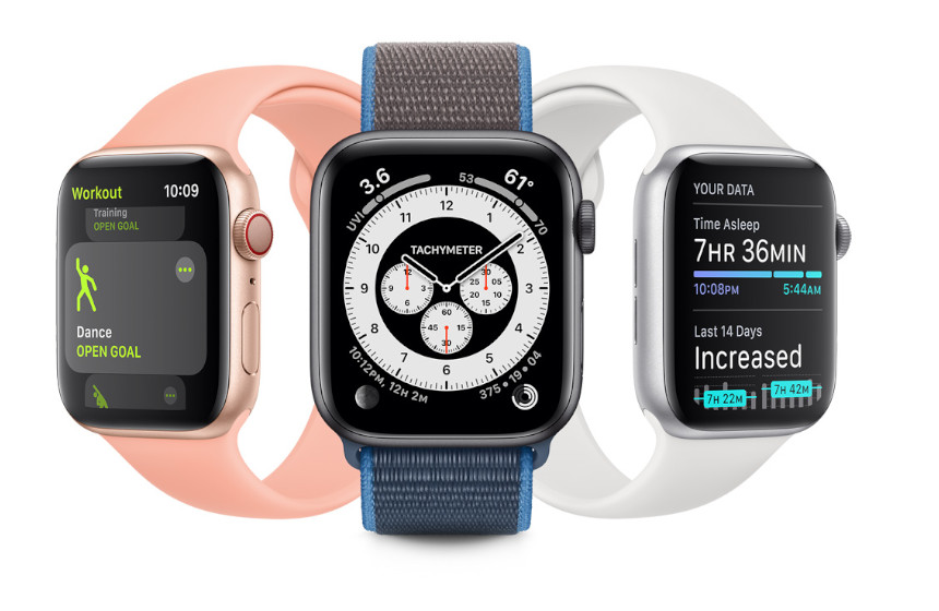 Apple Watch Series 7 for Intensive Health Monitoring