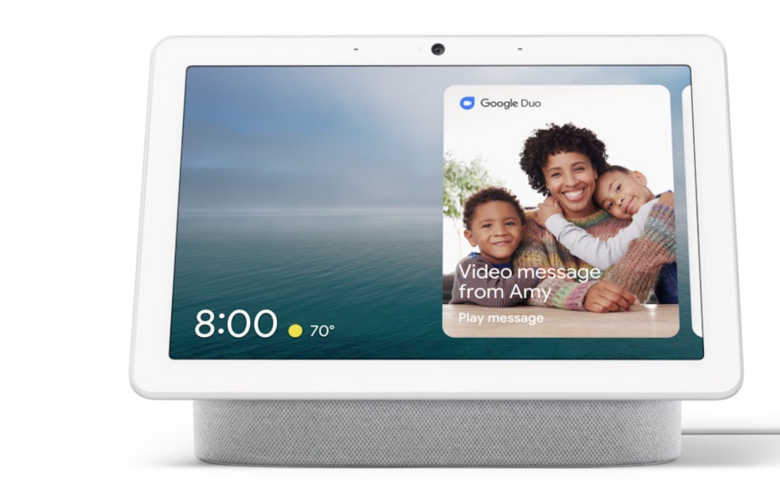 Tech Giant Introduces Google Nest 2 Home Device for Tracking Body Activity in Bed