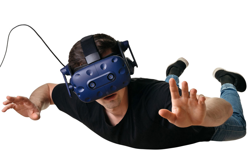 AR/VR Defines the New-Normal